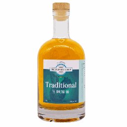Rhum brun traditionnel- Moulin du loup