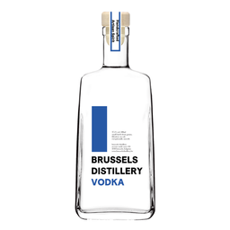 Brussels Vodka - Brussels Distillery